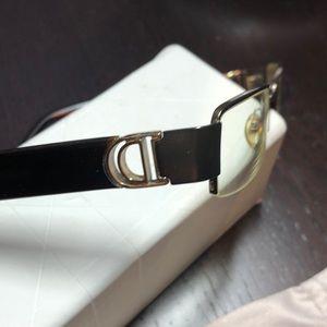 Dior eyeglasses frame